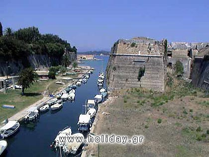 Τhe old Venetian fortress