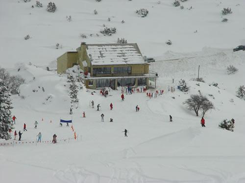 Χιονοδρομικό Κέντρο Μαινάλου..