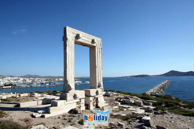 PORTARA The absolut symbol of Naxos