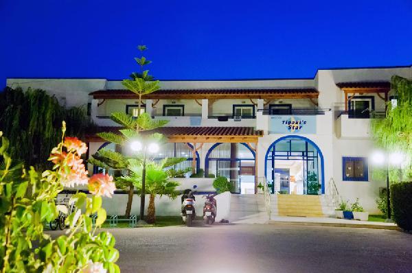 TIGAKI'S STAR HOTEL