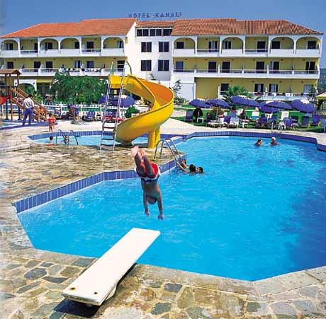 Αποτέλεσμα εικόνας για kanali hotel