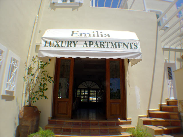 EMILIA LUXURY APARTMENTS