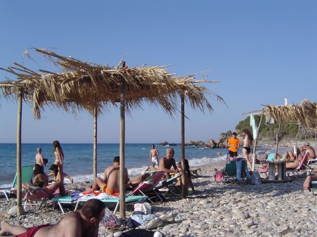 Potami beach - Samos