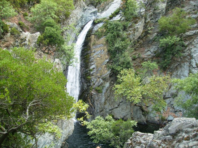 waterfall of Fonia