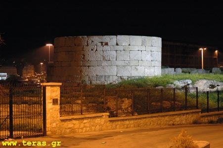 Archeological Place - Kastraki - Drapetsona - Piraeus